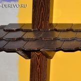 Балка деревянная