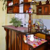 Мебель кухонная. Сосна