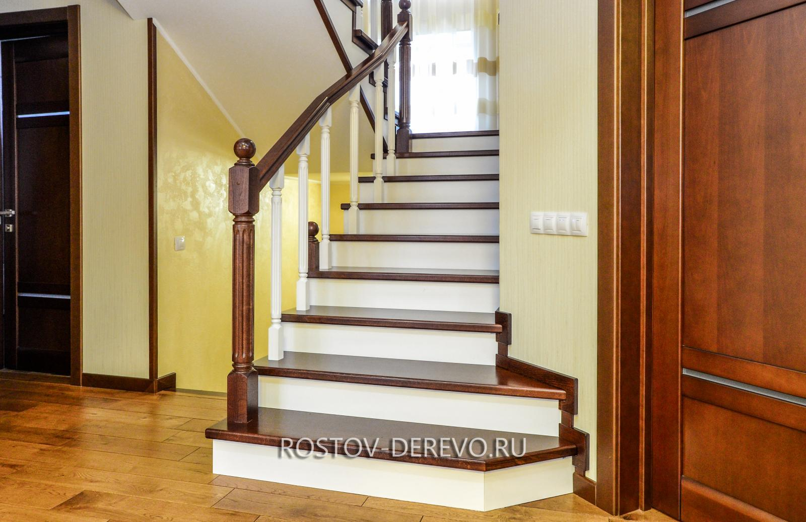 Деревянные балясины - резные балясины для лестниц