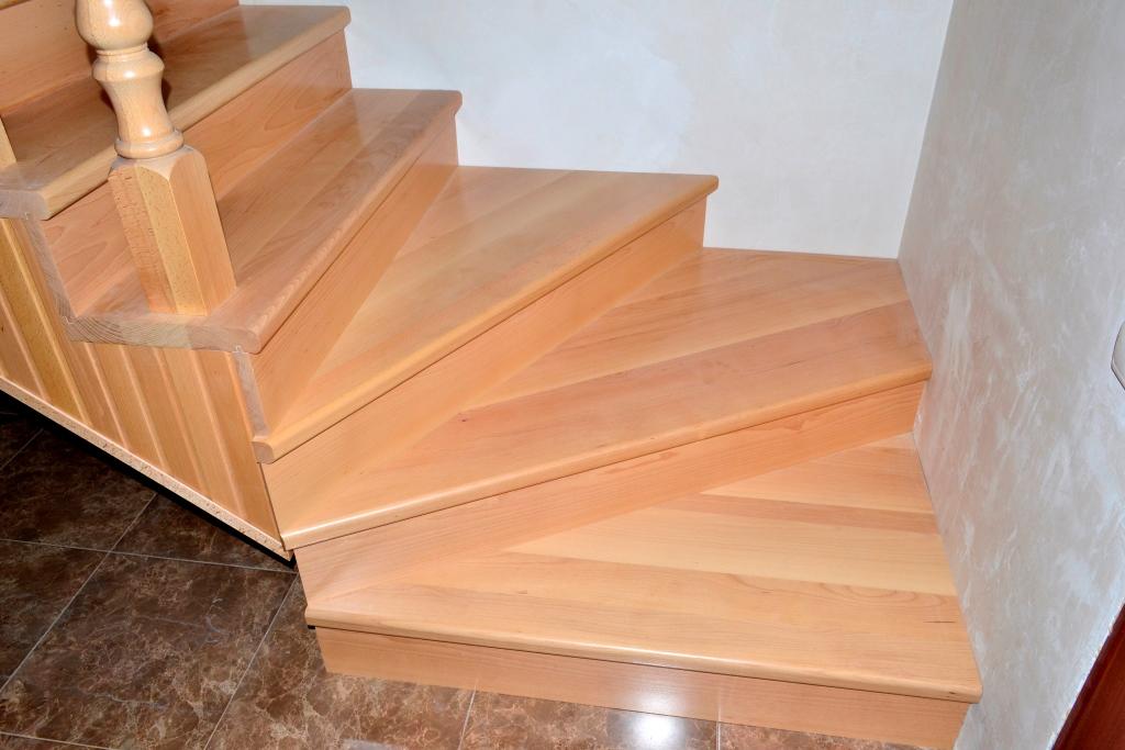 Как лучше сделать ступени на лестнице