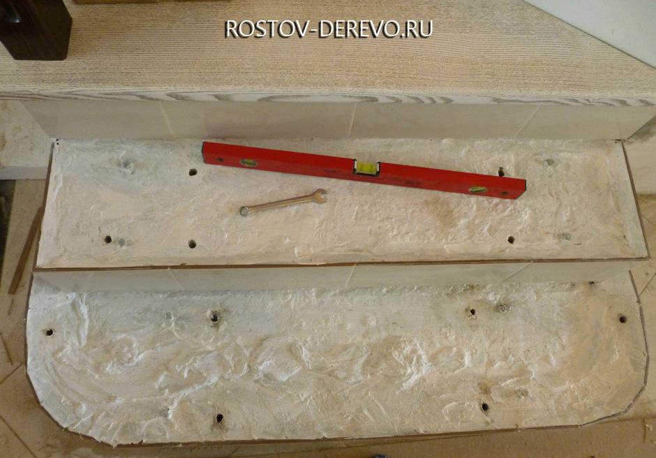 Изготовление деревянных лестниц на заказ в Петербурге  Ринека