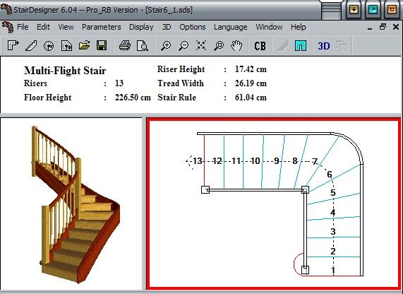 скачать программу по проектированию лестниц